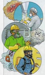 humos y tipos de contaminantes