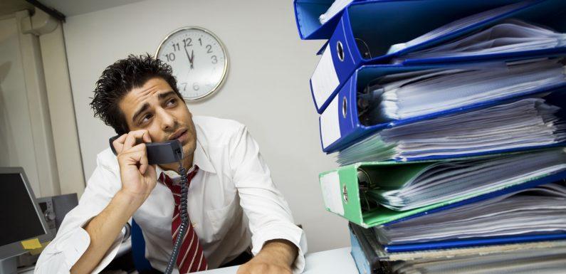 Definicion Carga Mental de trabajo