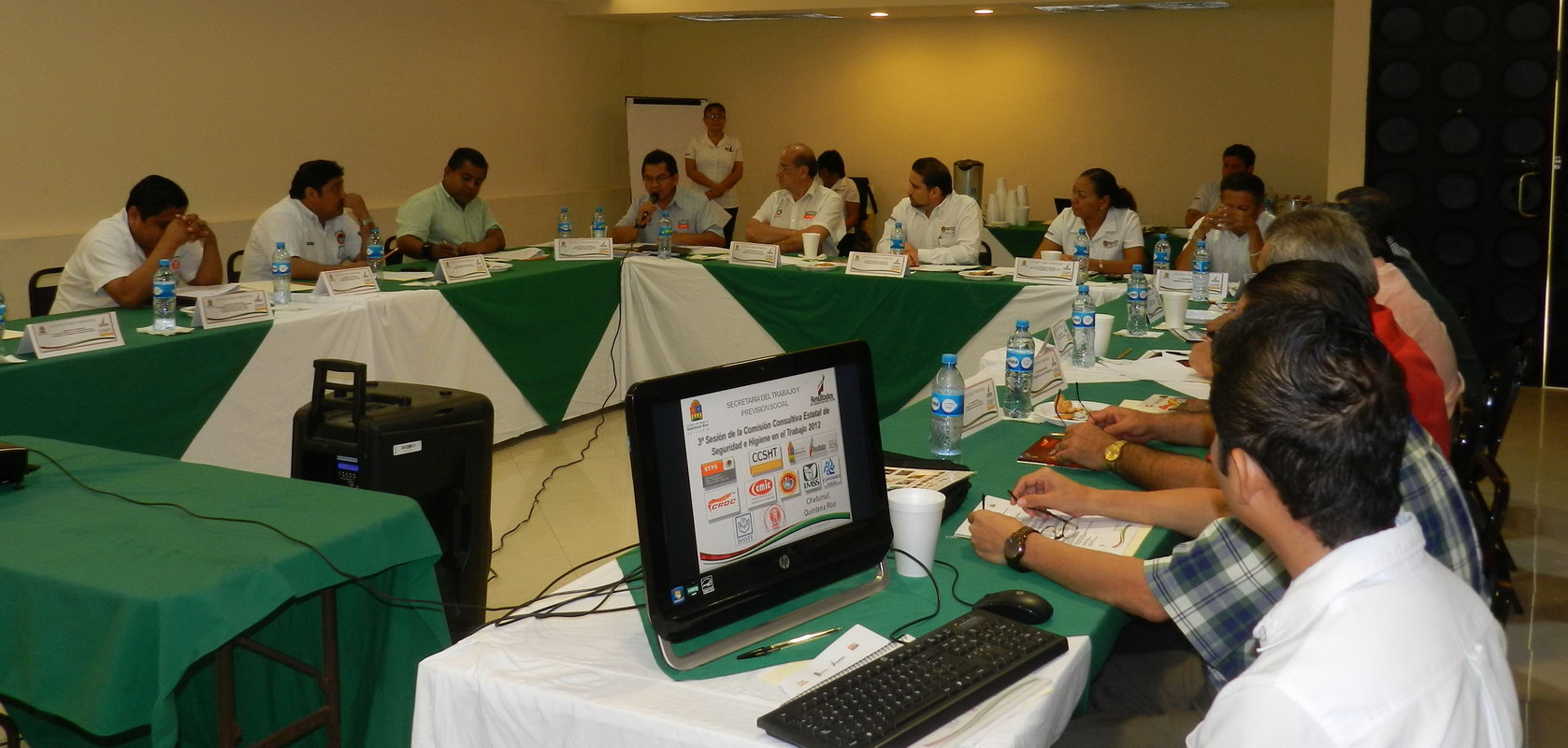 Comisión de Seguridad e Higiene